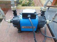 1.5 Bar Shower pump