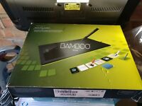 Wacom Bamboo Pen Graphics Tablet