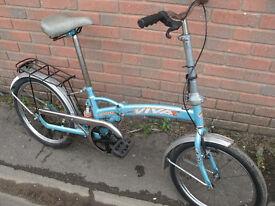 Viva Sumo Folding Bike