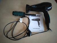 BaByliss Ultra Shine 2000 Hair Dryer