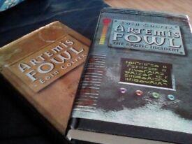 Artemis Fowl and Artemis Fowl The Arctic Incident