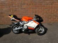 Mini moto, 2 of them, 50cc