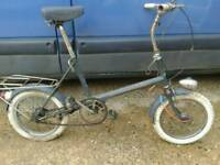 Raleigh push bike original condition £65