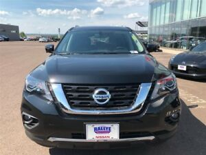 2018 Nissan Pathfinder PLATINUM Save $9500! Won't last long!