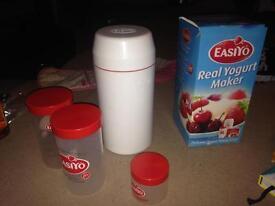 Easiyo homemade yoghurt maker