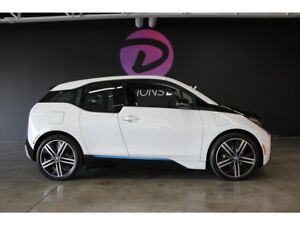 2015 BMW i3 Terra World avec le range extender 400 volts !