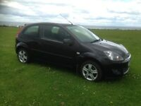 Ford Fiesta 1.4tdci for spares or repair