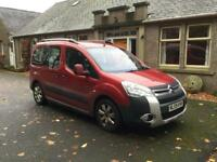 Citroen Berlingo XTR multispace 1.6tdi with extras