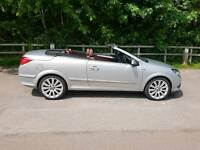 Vauxhall Astra Twintop Convertible 1.9 cdti 150bhp, 2007 plate in very good condition, LOW MILEAGE.