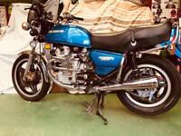 Honda cx500 SoLD