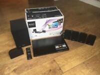 SONY BLU-RAY DVD Home Cinema System