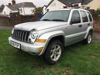 Jeep cherokee 2.8 Crd 12 months mot £1895