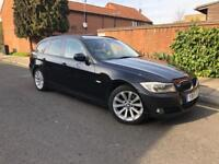 BMW 3 SERIES 320D BUSINESS EDITION SE TOURING 2.0 DIESEL AUTOMATIC FULL LEATHER 2010