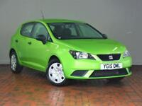 SEAT IBIZA 1.2 S [Exclusive Lima Green] 5dr [AC] (green) 2015