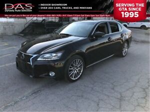 2014 Lexus GS 350 AWD ULTRA PREMIUM NAVI/SUNROOF