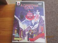 A Christmas Carol DVD for sale  Hampshire