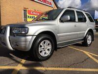 Vauxhall Frontera Olympus 2.2DTi