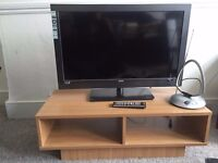 Great condition wooden TV stand