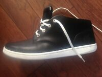 Timberland Boots Black Leather size 6.5