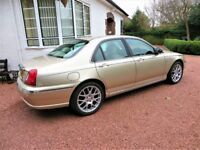 ROVER 75 V6 FDSH 40,000 MILES IMMACULATE