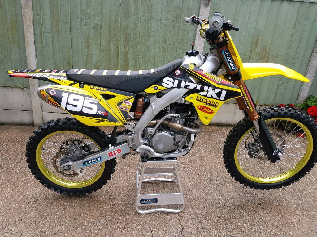 suzuki rmz 250 fitted with 270 kit in leigh manchester. Black Bedroom Furniture Sets. Home Design Ideas