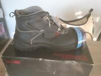 Black Rock Eclipse Safety Boots