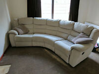 4 + 2 Seater Sofas w/ Footstool