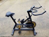 Bodymax B2 Indoor Studio Cycle Exercise Spin Bike with LCD display
