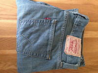 "Levi Strauss & Co Men's 512 Bootcut Jeans (34""W x 32""L) (only worn once)"