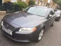 PCO HIRE/RENT VOLVO S80 MANUAL 2013 120 PW