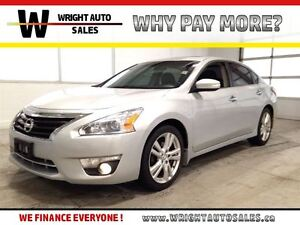 2013 Nissan Altima SL| LEATHER| SUNROOF| BLUETOOTH| 70,339KMS