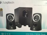 Logetech z313 Speakers