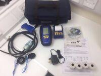 Anton Sprint v2 flue gas analyser kit with printer