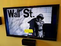 Sony LCD 3D 46 inch television