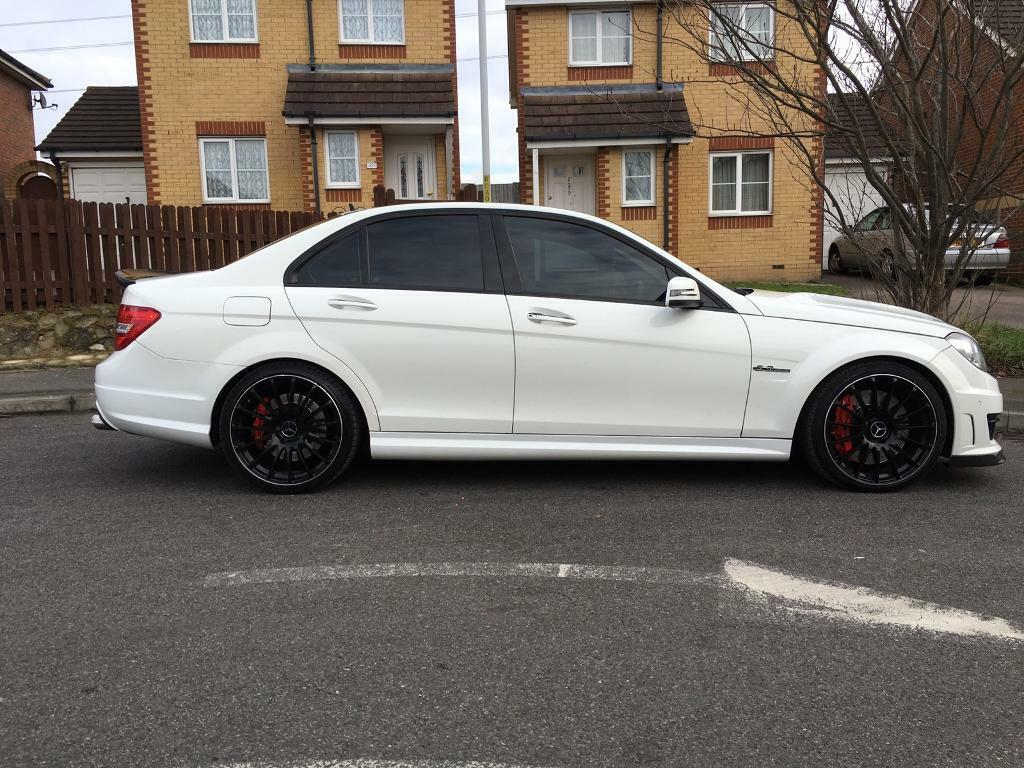 2012 mercedes c63 amg edition 125 performance pack plus for 2012 mercedes benz c300 tire size