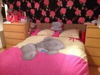 Me to You Bear Double Duvet Set 2 Pillowcases