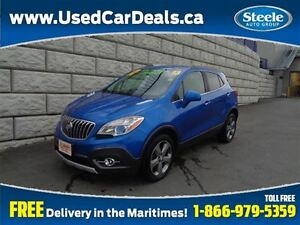 2013 Buick Encore Convenience AWD Alloys Bluetooth