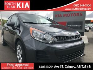 2017 Kia Rio LX + HEATED SEATS ALLOY WHEELS