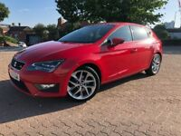 SEAT Leon 1.4 EcoTSI FR (Tech Pack) (Convenience Pack) (s/s) 5dr