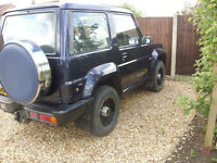 Excellent, original condition, low mileage, Daihatsu Fourtrack