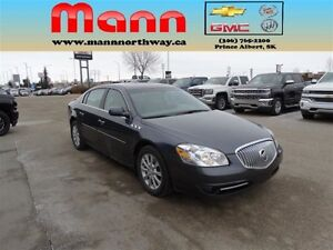 2011 Buick Lucerne CX - PST paid, Dual zone climate control, Blu