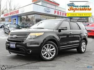 2015 Ford Explorer Limited >>>4X4<<<
