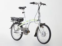 summer sale! GREENWAY Folding electric bike, Samsung cell lithium battery LCD, PAS system £500