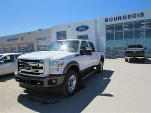 2016 Ford F-250 LARIAT KING RANCH 4X4 CREW NEW 908A