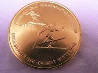 1988 Olympic Commemorative Medallion Seoul S