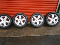 rover street wiase alloys for sale 16 in