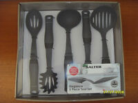 Salters elegance 5 piece kitchen tool set