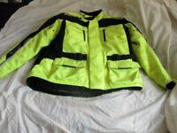 Heingericke mens mororbike jacket XXL