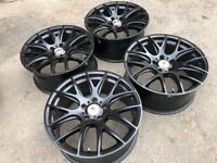 "19"" Stuttgart alloy wheels alloys rims Tyre tyres vw Volkswagen transporter bmw 1 2 3 4 5 m sport"