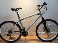 Custom men's mountain bike